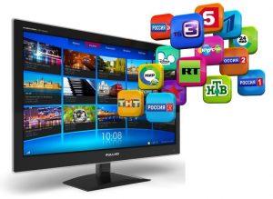 Цифровое кабельное телевидение — SimStar