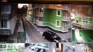 Видеонаблюдение в Симферополе — SimStar